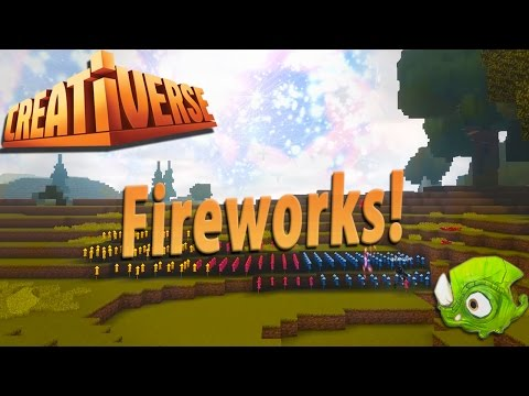 ►Leafi, Fireworks and Being Beat Up All Night - Episode 1  | Creativerse