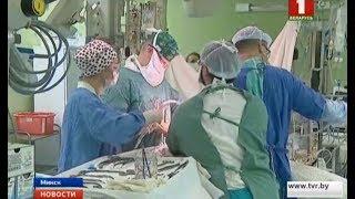 В РНПЦ трансплантации органов и тканей в Минске выполнили более полутысячи пересадок печени