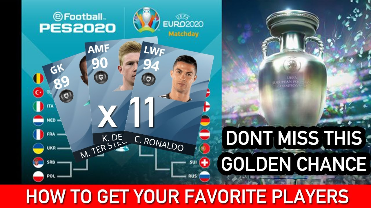HOW TO GET 11 BLACK BALL PLAYERS WITH FREE 5 STAR SCOUT   PES 2020 MOBILE