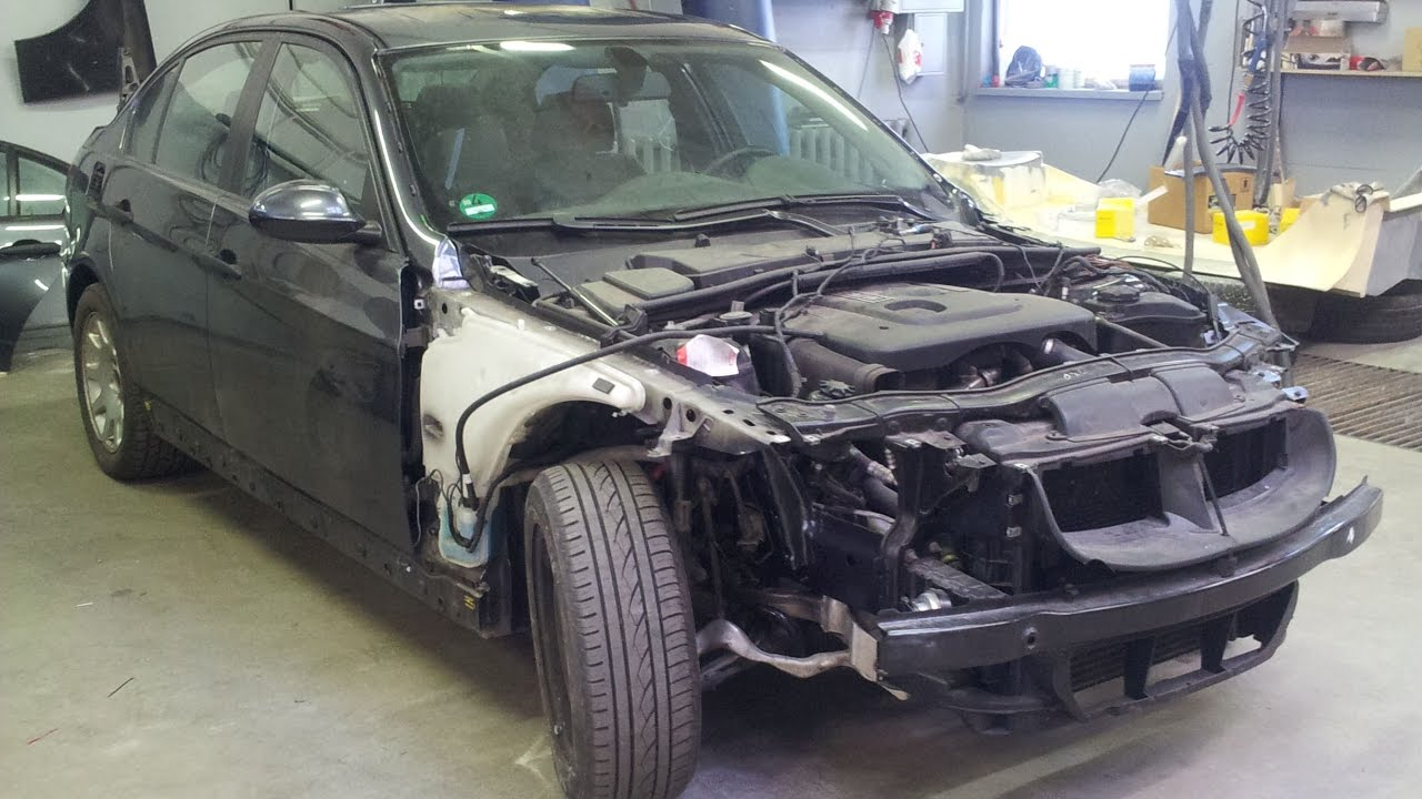 bmw 3 series e90 repair and m3 body kit adding and. Black Bedroom Furniture Sets. Home Design Ideas