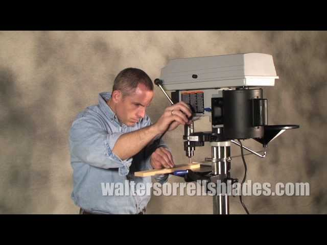 Knife Making Tools Part 14: Drill Presses
