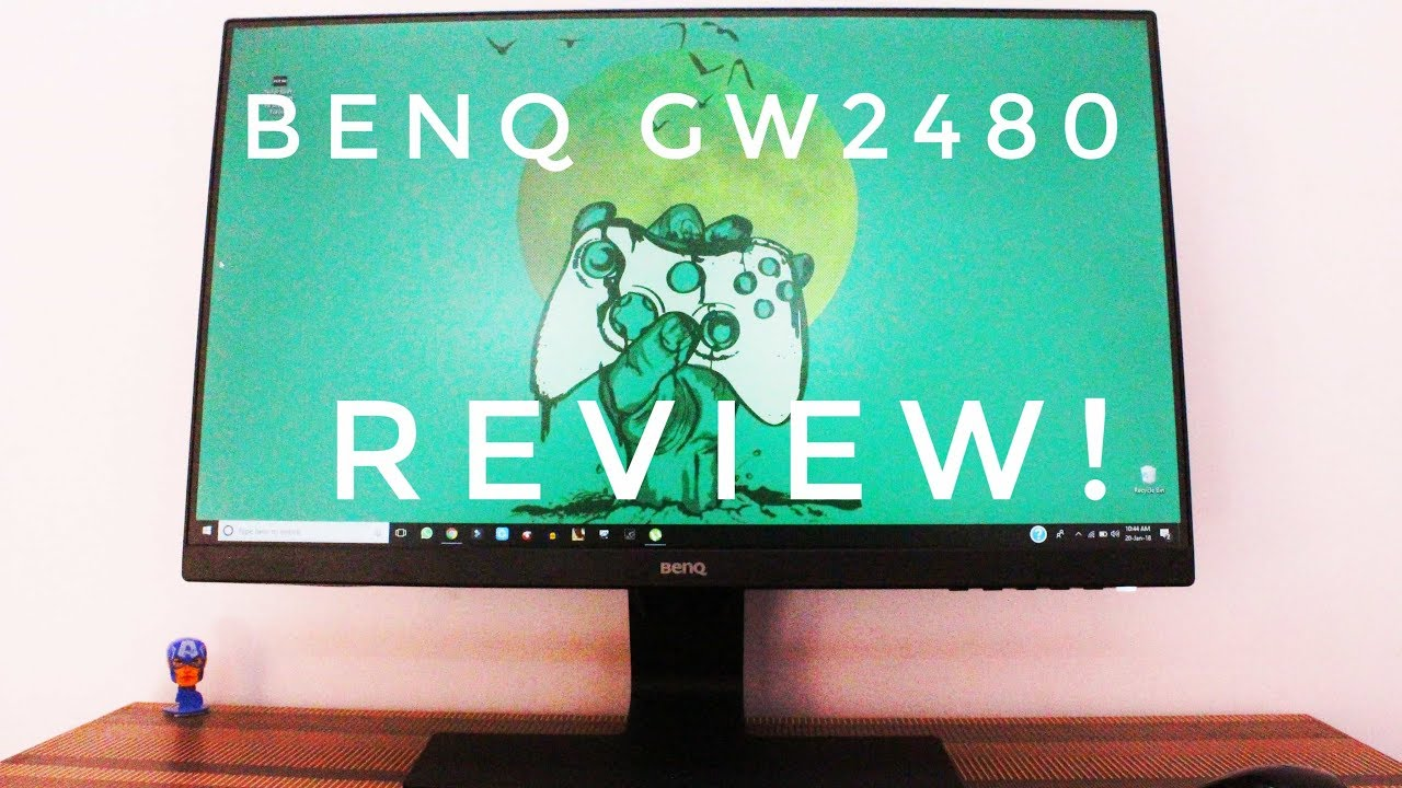 Best Monitor Under Rs.11000 | $200 ! | BenQ GW2480 Review ...
