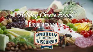 Holiday Cheese Board | Dairy Farmers of Wisconsin