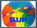 Mega Veel Fluffy Slijm maken in Regenboog-kleuren