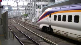 【しんかんせん】東京駅を発着する新幹線  2017