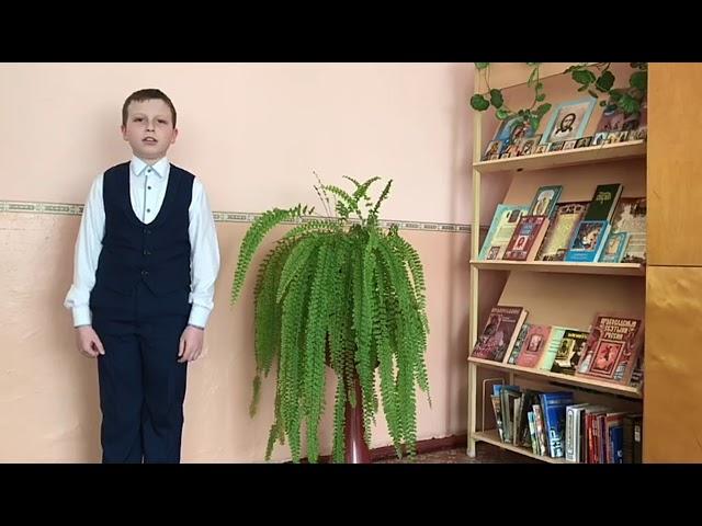 Изображение предпросмотра прочтения – НикитаДьячков читает произведение «Бушует полая вода» И.А.Бунина