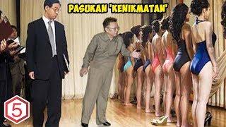 Fakta Gippeumjo, Pasukan Kenikmatan Pemimpin Korea Utara Yang Isinya wanita wanita cantik