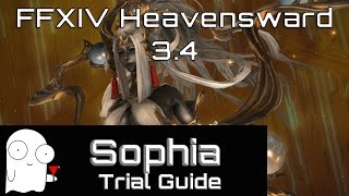 Sophia Normal Guide {Containment Bay P1T6} - FFXIV Heavensward