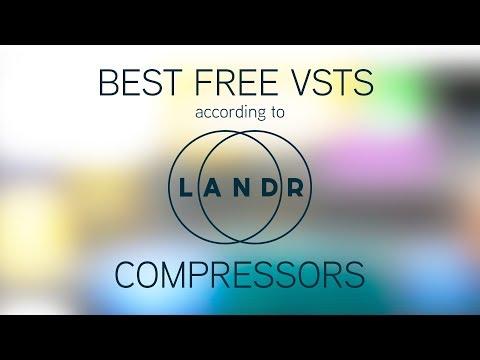 Free! VST Effects! (Compressors)