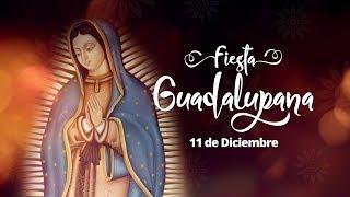 Virgen de Guadalupe las mañanitas en la Noche Guadalupana 2019, Vísperas 12 Diciembre - Tele VID