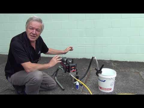 HD440 Hi-Pressure Airless Paint Sprayer