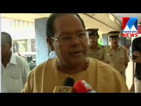Salim Kumar's should return to Amma says Innocent  | Manorama News
