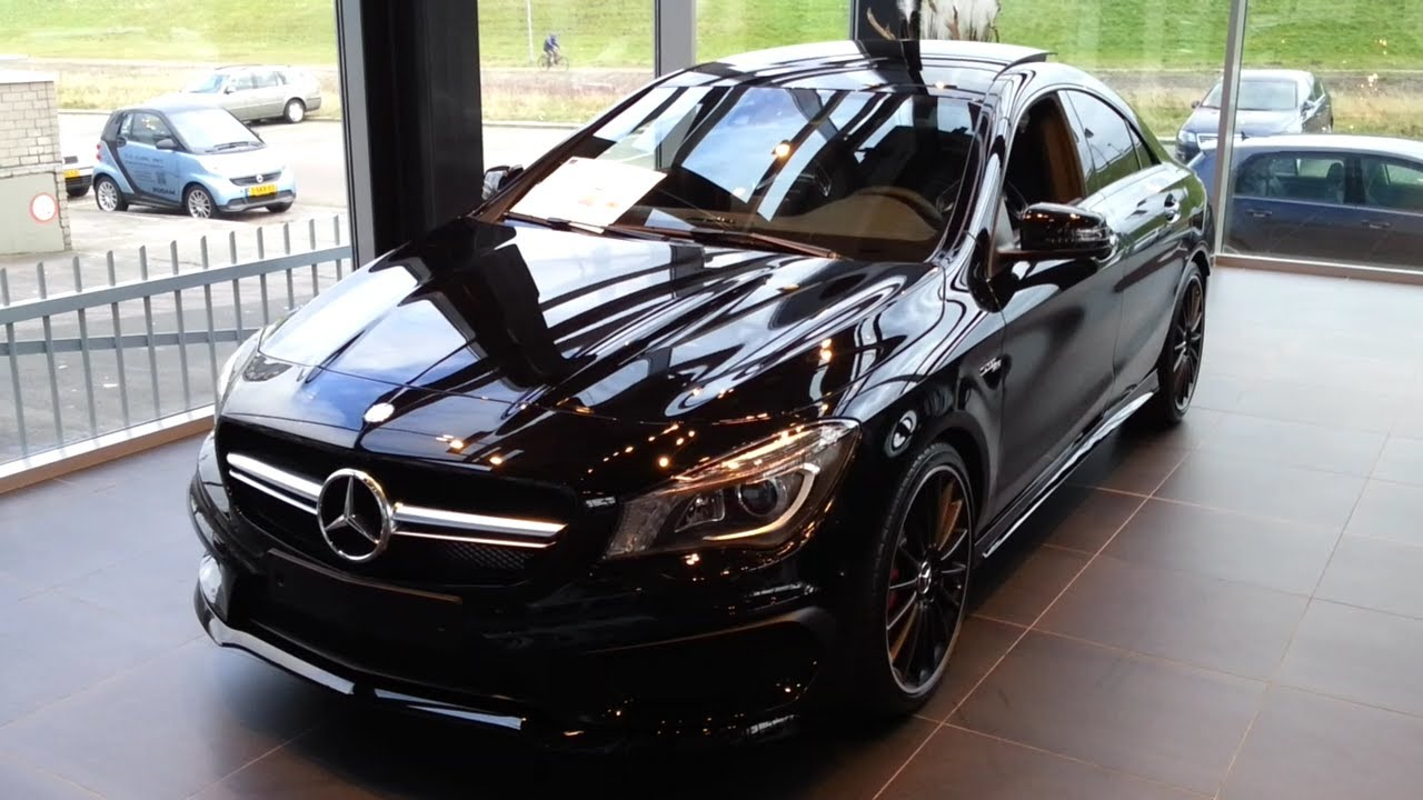 Mercedes Benz Cla 45 Amg 2015 In Depth Review Interior