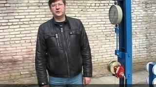 видео Перекатка пожарных рукавов на новое ребро, акт перекатки рукавов