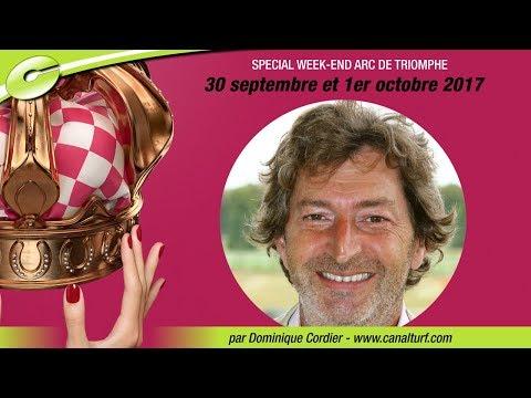 Unibet Turf Club du Samedi 30 septembre 2017