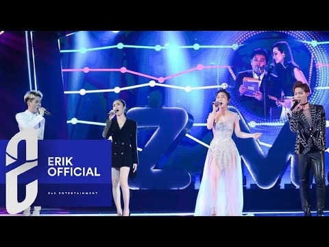 NƠI TÔI THUỘC VỀ - ERIK, ĐỨC PHÚC, HÒA MINZY, HƯƠNG TRÀM | ZING MUSIC AWARDS 2017