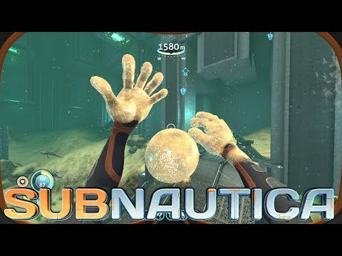 CURING the INFECTION with ENZYME 42!! - Subnautica Gameplay Playthrough - Ep. 35