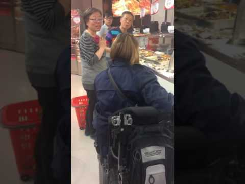 'Go back to China,' woman says repeatedly at Toronto store