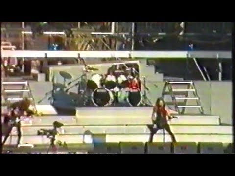 Metallica - Monsters of Rock Live in Hannover, Germany (1991)