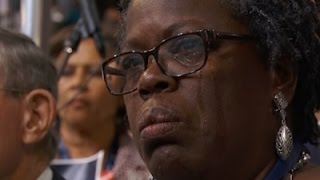 DNC Honors Mass Shooting Victims, Survivors