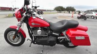 310879 - 2010 Harley Davidson Dyna Fat Bob   FXDF - Used motorcycles for sale
