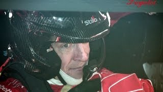 Kris Meeke  Paul Nagle  Tests DS3 WRC