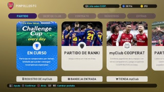 BALL OPENING + PARTIDO - PES 2019 LITE