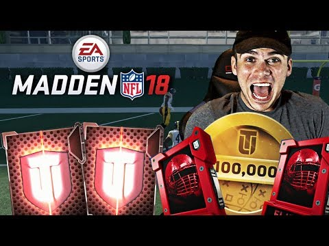 PUSHING FOR TOP 100 MADDEN 18 WEEKEND LEAGUE FINAL GAMES! NEW SPONSOR EMOTE!