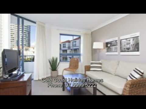 Coolangatta Holiday, Gold Coast  apartment 419 for rent  on the beach at Calypso Plaza
