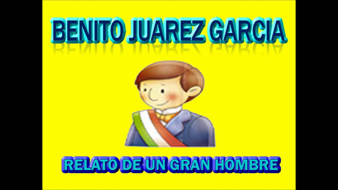 Canci n para ni os de benito juarez youtube for Cancion el jardin
