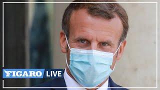 🔴 Déconfinement: l'intégrale des annonces d'Emmanuel Macron