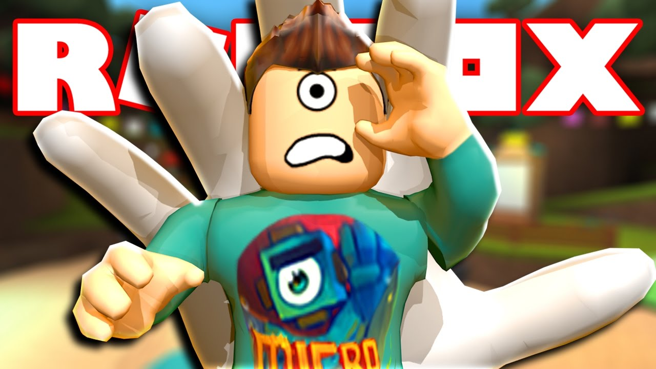 Attacked By A Giant Hand Roblox Death Run W Microguardian
