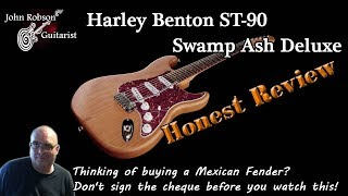Thinking of buying a Mexican Strat? Don't sign the cheque JUST yet! MP3