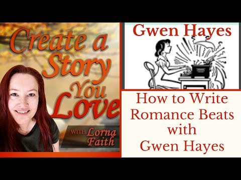 How to Write Romance Beats with Gwen Hayes