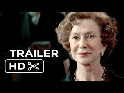 Woman in Gold Official Trailer #2 (2015) - Helen Mirren, Rya