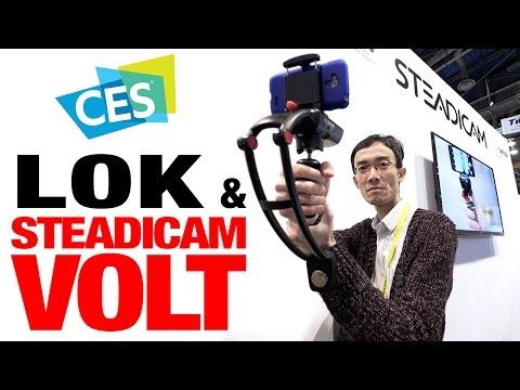 Steadicam Volt Smartphone Stabilizer Blows Kickstarter Goal Out Of