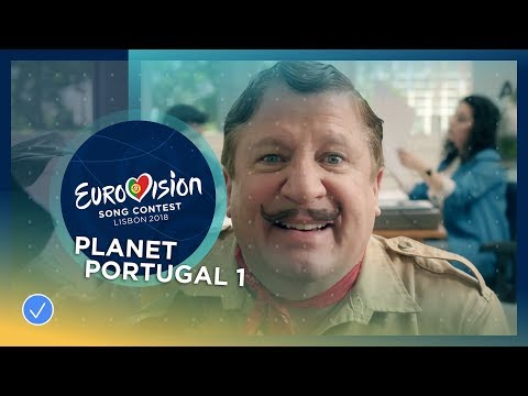 Planet Portugal - Part 1 - First Semi-Final - Eurovision Song Contest 2018