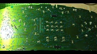 Ford focus 2 ремонт панели приборов