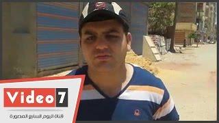 """بالفيديو..مواطن لمحافظ الغربية:""""الميه مقطوعة فى منشية البكرى وبنشتريها فى جراكن"""""""