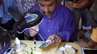 rbi mobiles soldering display changing