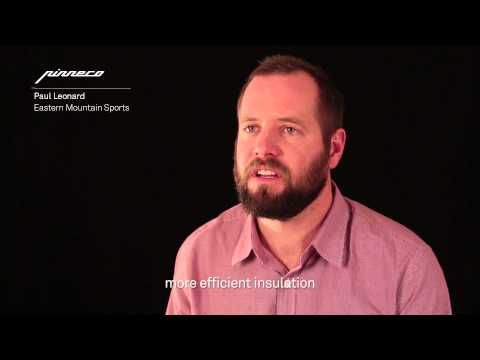 Pinneco® Endorsement Video from EMS (Eastern Mountain Sports®)