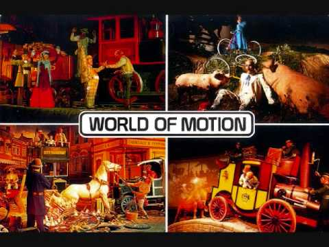 World of Motion- It's fun to be free- big band version