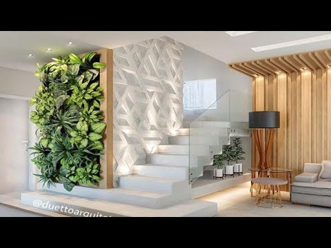 Modern Home Decor With Plants
