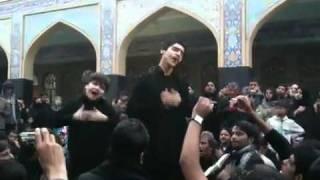 Ali Shanawar & Ali Jee Sham Ko Qaidi