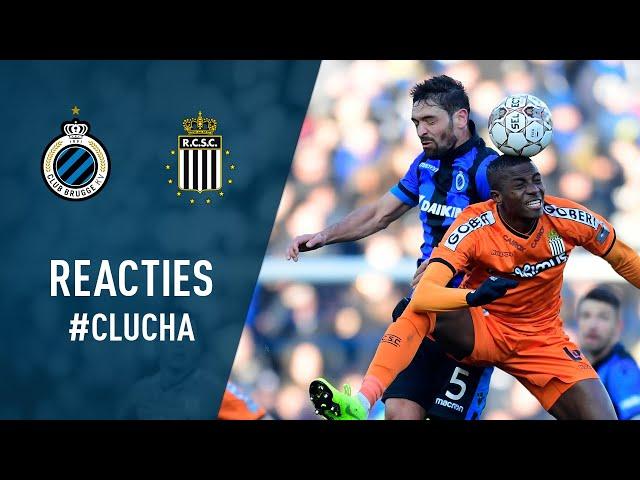 #CLUCHA |  REACTIES  | 2018-2019