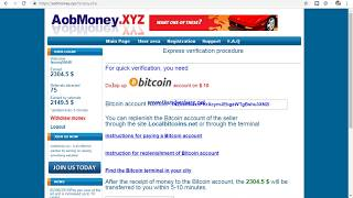 Online earning aobmoney.xyz reality exposed how they transfer money in ur account