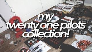 My twenty one pilots collection!