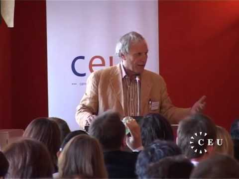 At a CEU conference, Philippe Schmitter talks democratic reforms in the EU