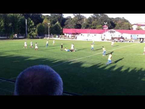 Progresul Cernica - Visina Noua. 4-2. Etapa 1. Liga III. 2012-2013