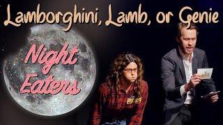 Lamborghini, Lamb, or Genie - UCB Maude Night